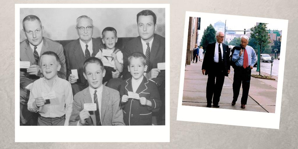 walsh family photo